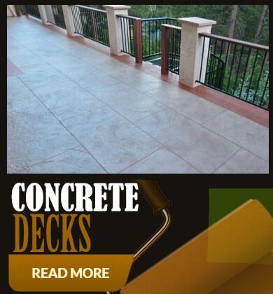 Concrete-Deck
